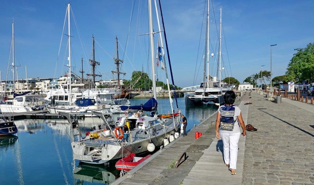 [Vie des Ports ] Port de La Rochelle  Ile_d164