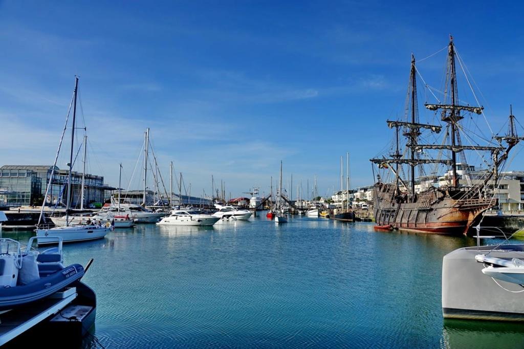 [Vie des Ports ] Port de La Rochelle  Ile_d218