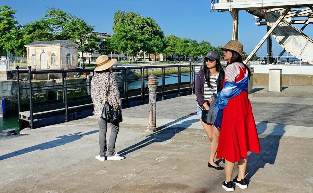 [Vie des Ports ] Port de La Rochelle  Ile_d241