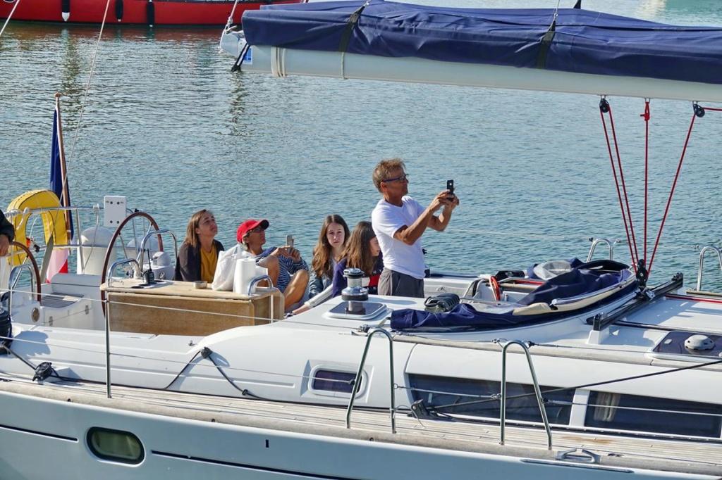 [Vie des Ports ] Port de La Rochelle  Ile_d245