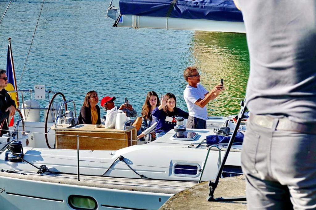 [Vie des Ports ] Port de La Rochelle  Ile_d246