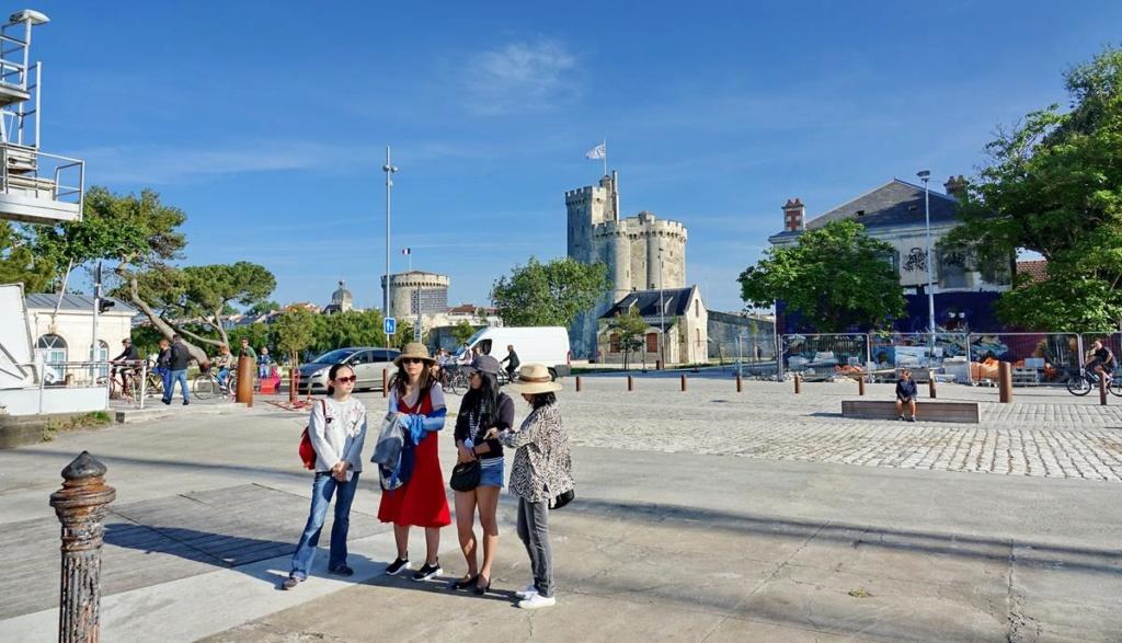 [Vie des Ports ] Port de La Rochelle  Ile_d257