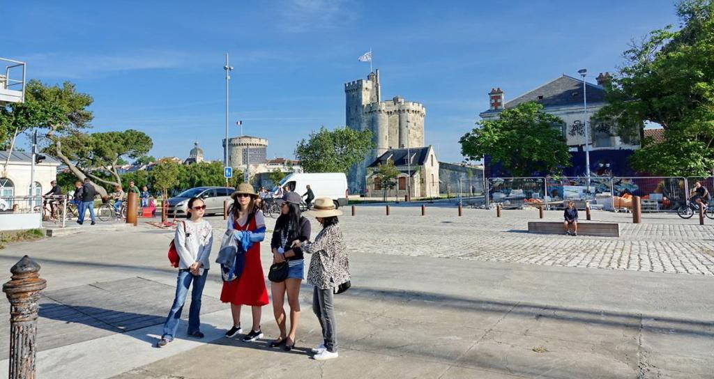 [Vie des Ports ] Port de La Rochelle  Ile_d279