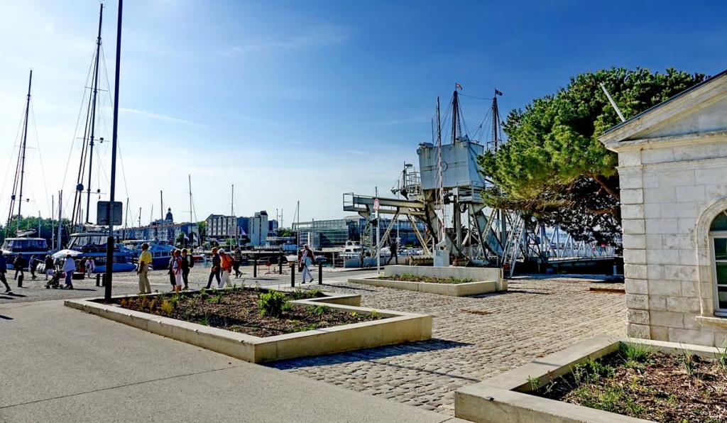 [Vie des Ports ] Port de La Rochelle  Ile_d292