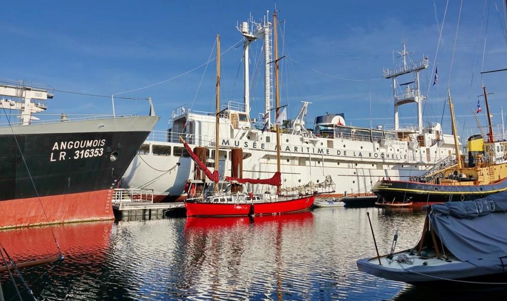 [Vie des Ports ] Port de La Rochelle  Ile_d_20