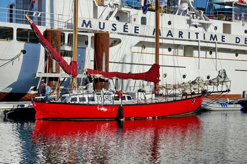 [Vie des Ports ] Port de La Rochelle  Ile_d_24