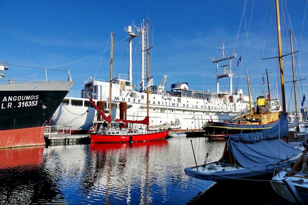 [Vie des Ports ] Port de La Rochelle  Ile_d_25