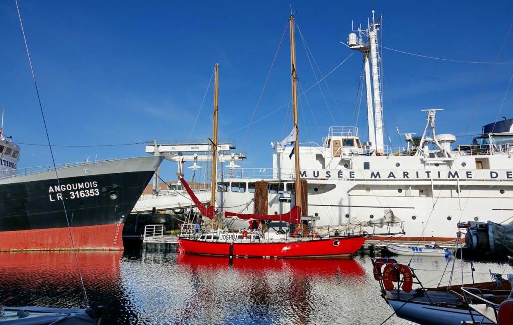 [Vie des Ports ] Port de La Rochelle  Ile_d_26