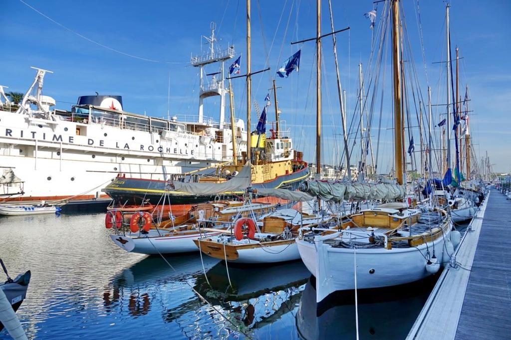 [Vie des Ports ] Port de La Rochelle  Ile_d_28