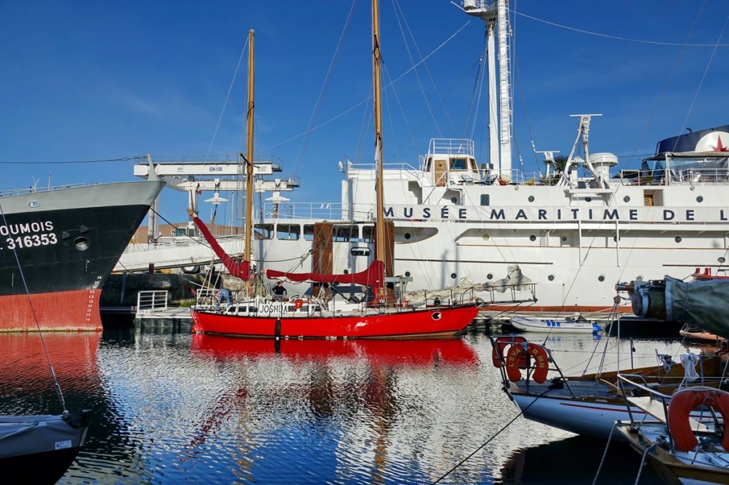 [Vie des Ports ] Port de La Rochelle  Ile_d_29