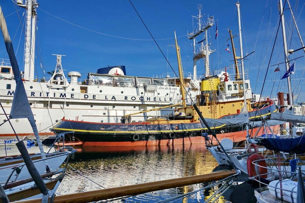 [Vie des Ports ] Port de La Rochelle  Ile_d_30