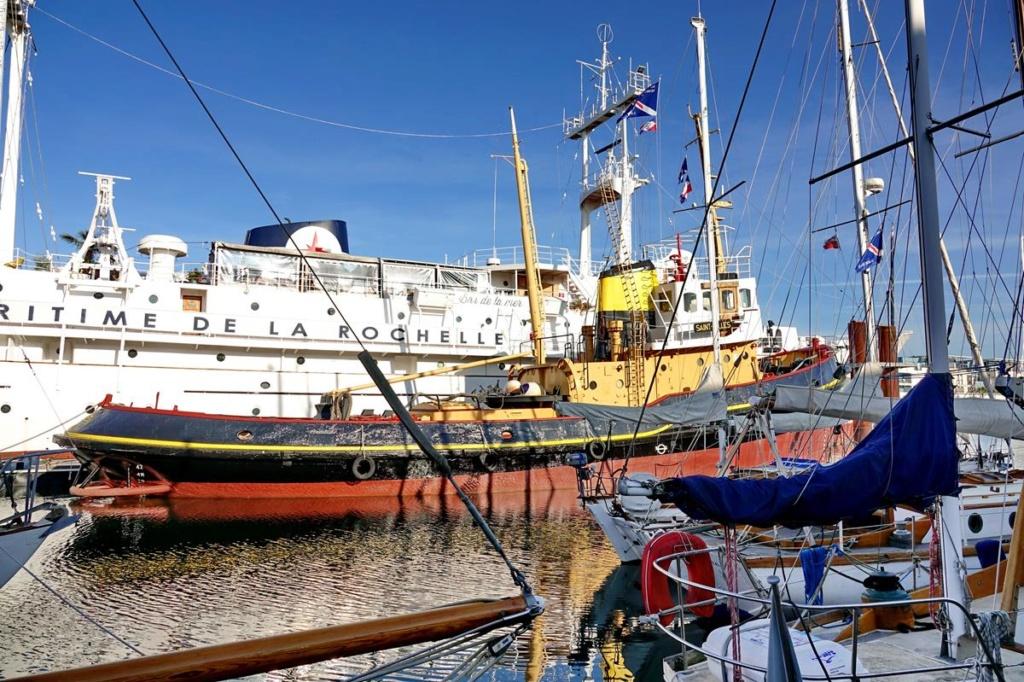 [Vie des Ports ] Port de La Rochelle  Ile_d_31