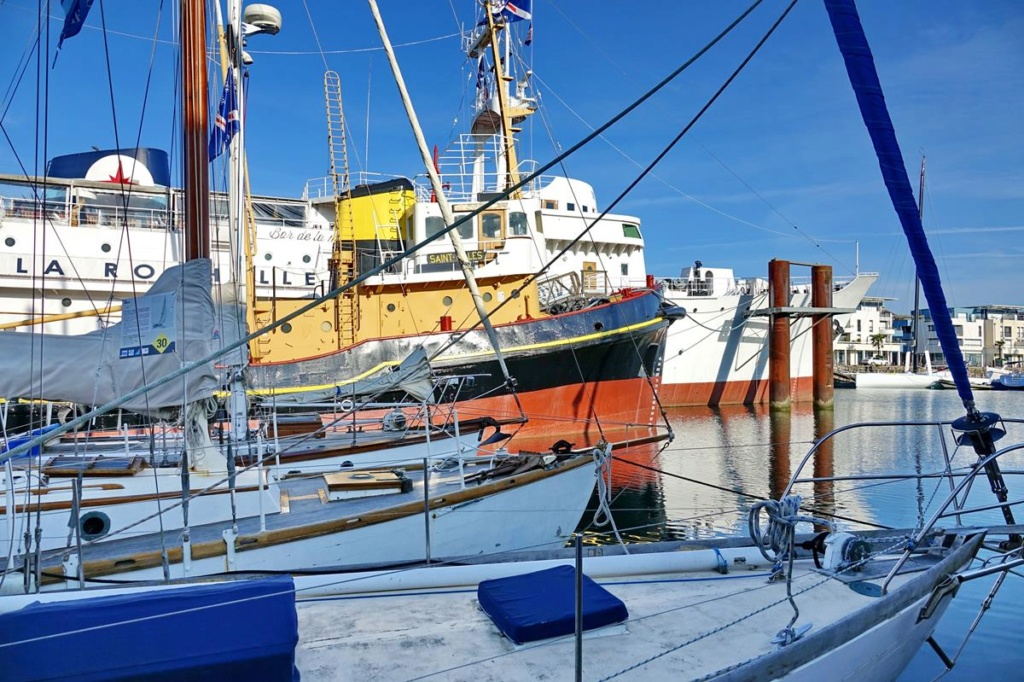 [Vie des Ports ] Port de La Rochelle  Ile_d_34