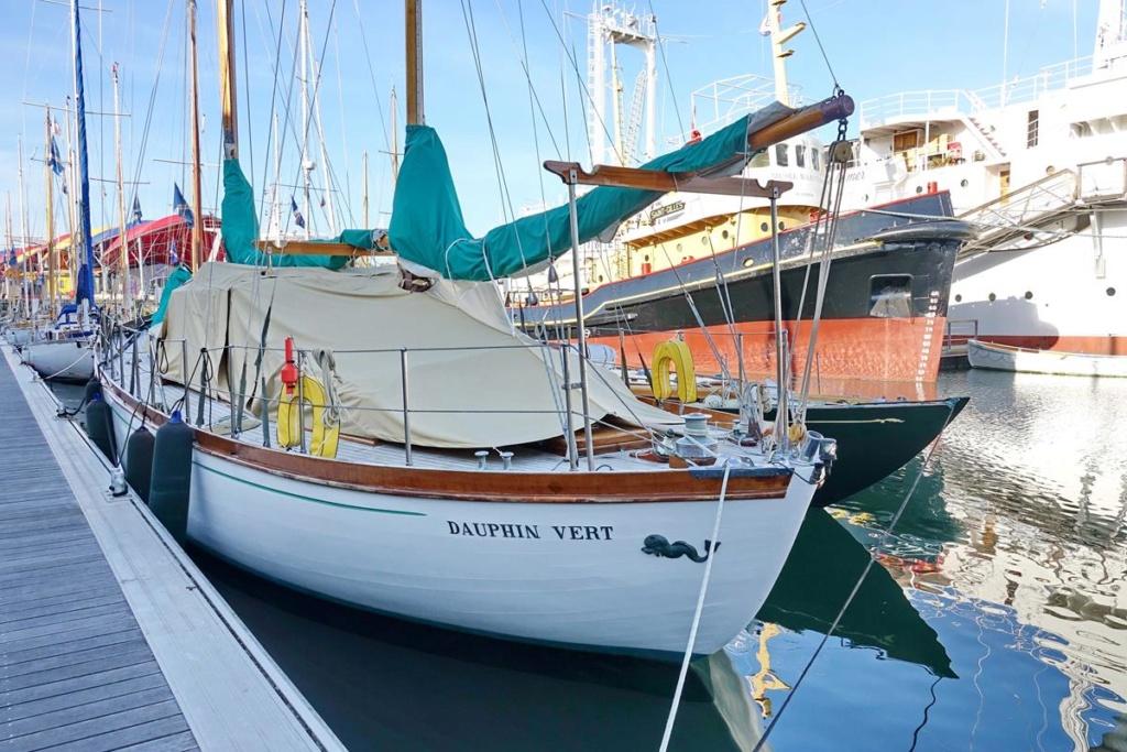 [Vie des Ports ] Port de La Rochelle  Ile_d_37