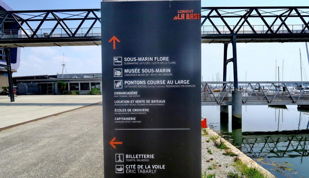 [Les ports militaires de métropole] Port de LORIENT - Page 5 Lorie102