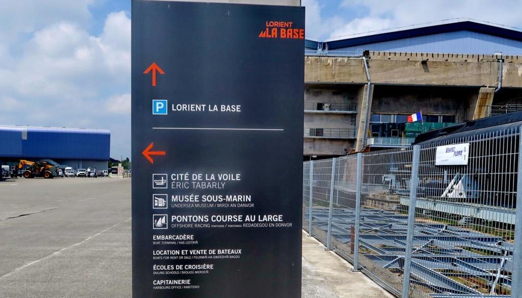 [Les ports militaires de métropole] Port de LORIENT - Page 5 Lorie107