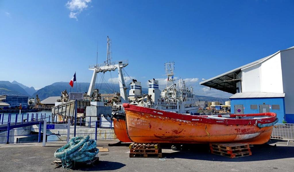 [Vie des ports] Les ports de la Réunion - Page 14 Port_134