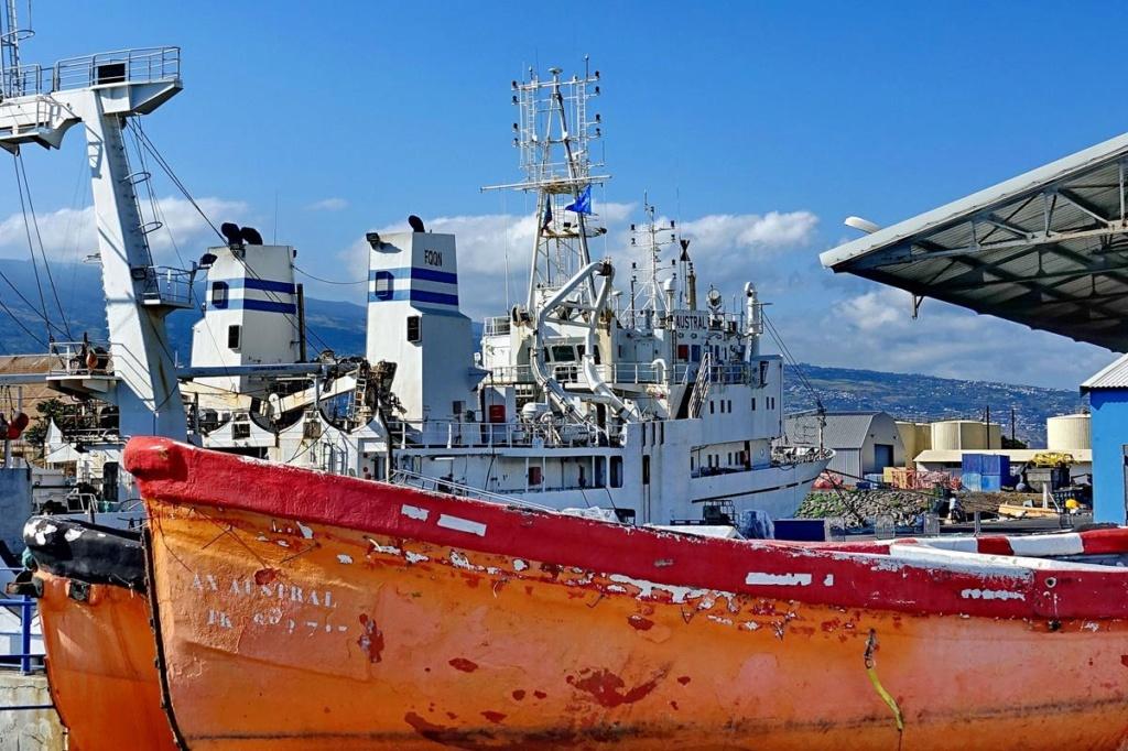 [Vie des ports] Les ports de la Réunion - Page 14 Port_135
