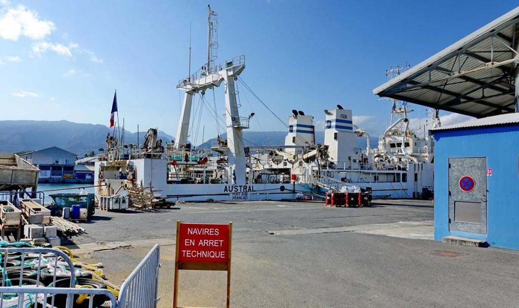 [Vie des ports] Les ports de la Réunion - Page 14 Port_141