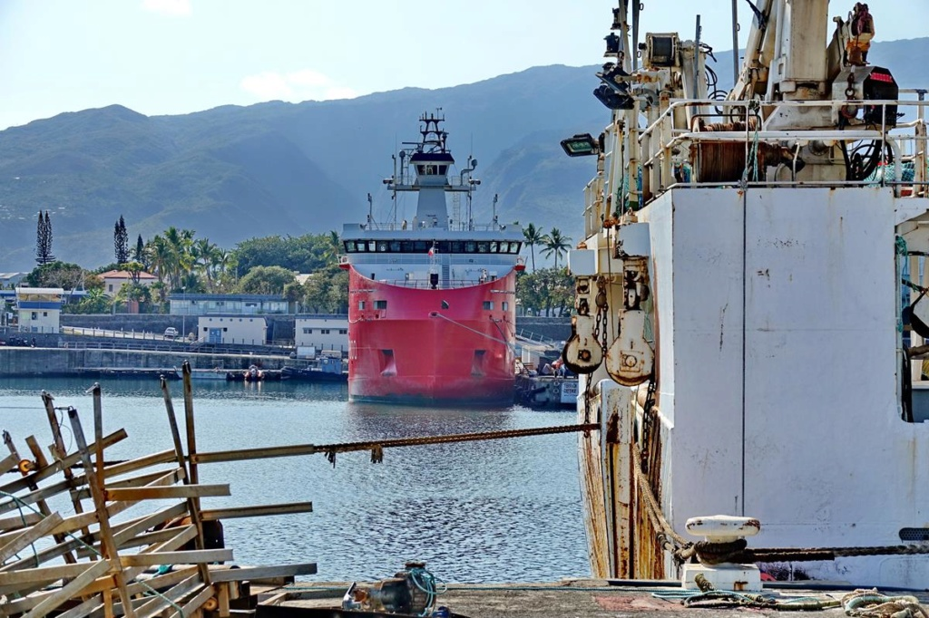 [Vie des ports] Les ports de la Réunion - Page 14 Port_145
