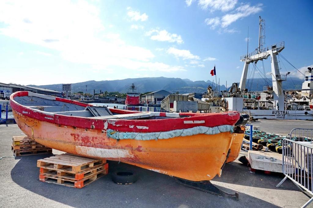 [Vie des ports] Les ports de la Réunion - Page 14 Port_233