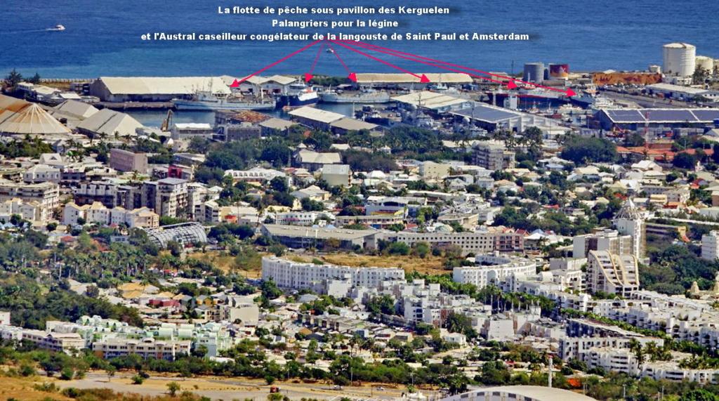 [Vie des ports] Les ports de la Réunion - Page 13 Port_310