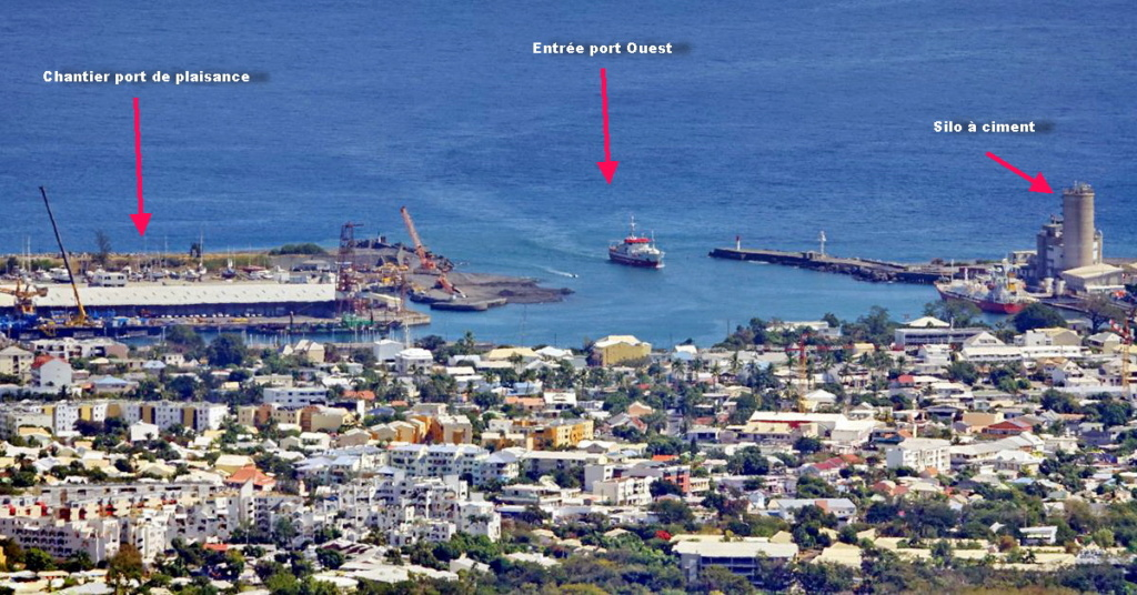 [Vie des ports] Les ports de la Réunion - Page 13 Port_410