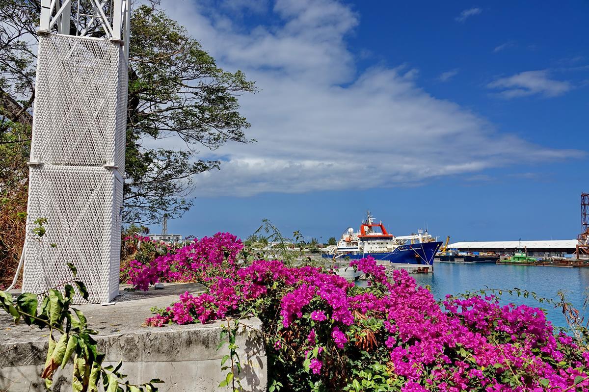 [Vie des ports] Les ports de la Réunion - Page 15 Port_730