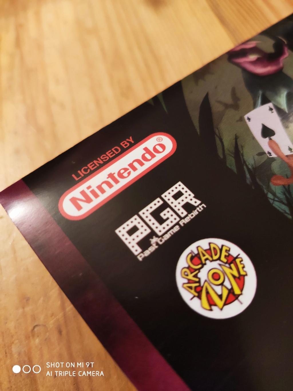 [ech] Collector Nightmare Busters Super Nintendo Img_2038