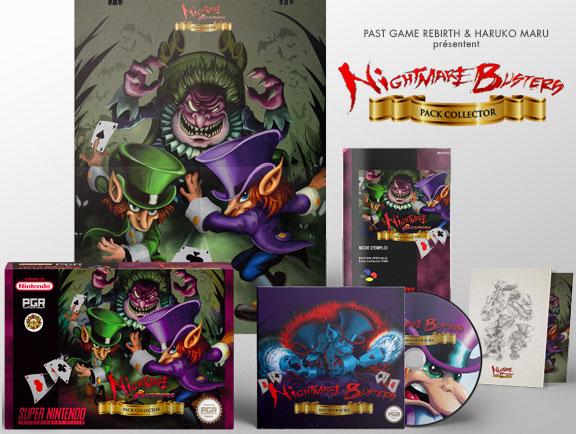 [ech] Collector Nightmare Busters Super Nintendo Nightm11