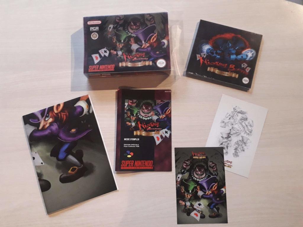 [ech] Collector Nightmare Busters Super Nintendo Receiv15