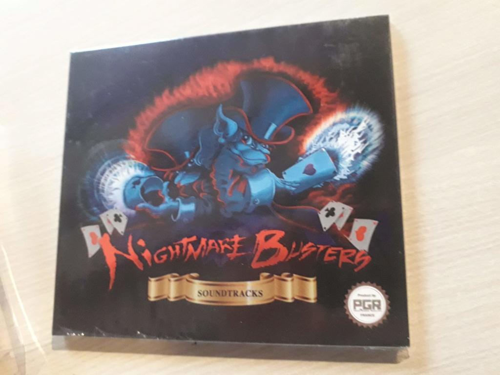[ech] Collector Nightmare Busters Super Nintendo Receiv17