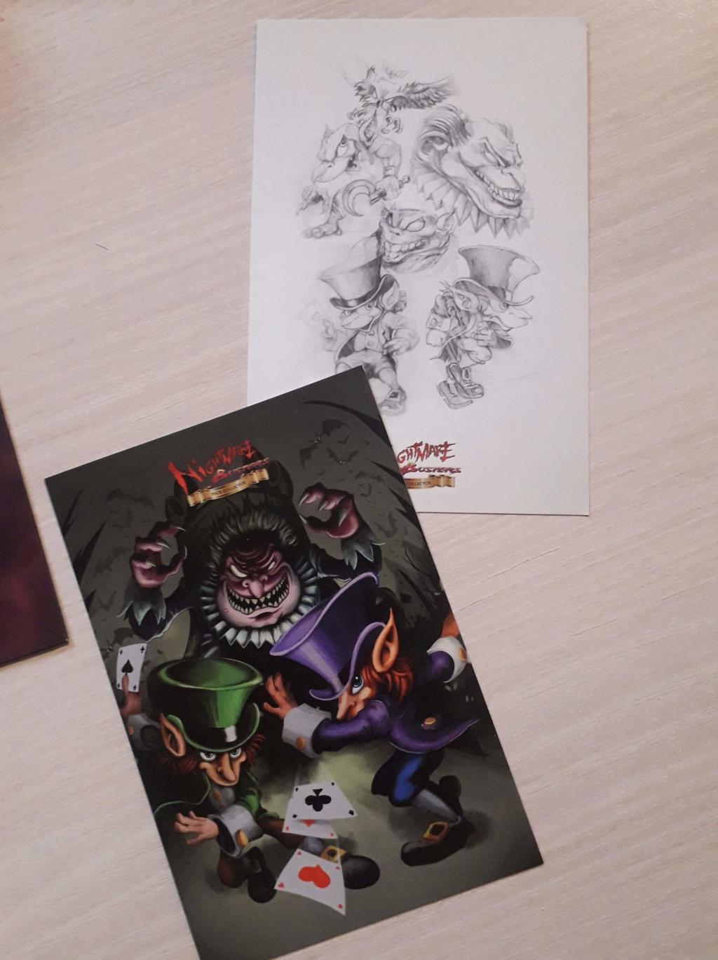 [ech] Collector Nightmare Busters Super Nintendo Receiv19
