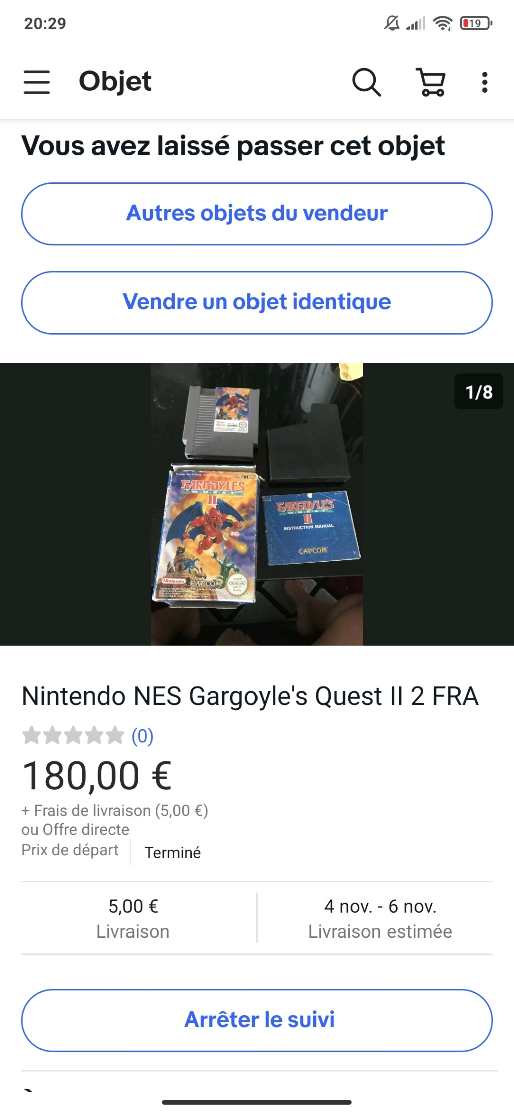 [rech] jeux N64 + gargole's quest 2 nes Screen10