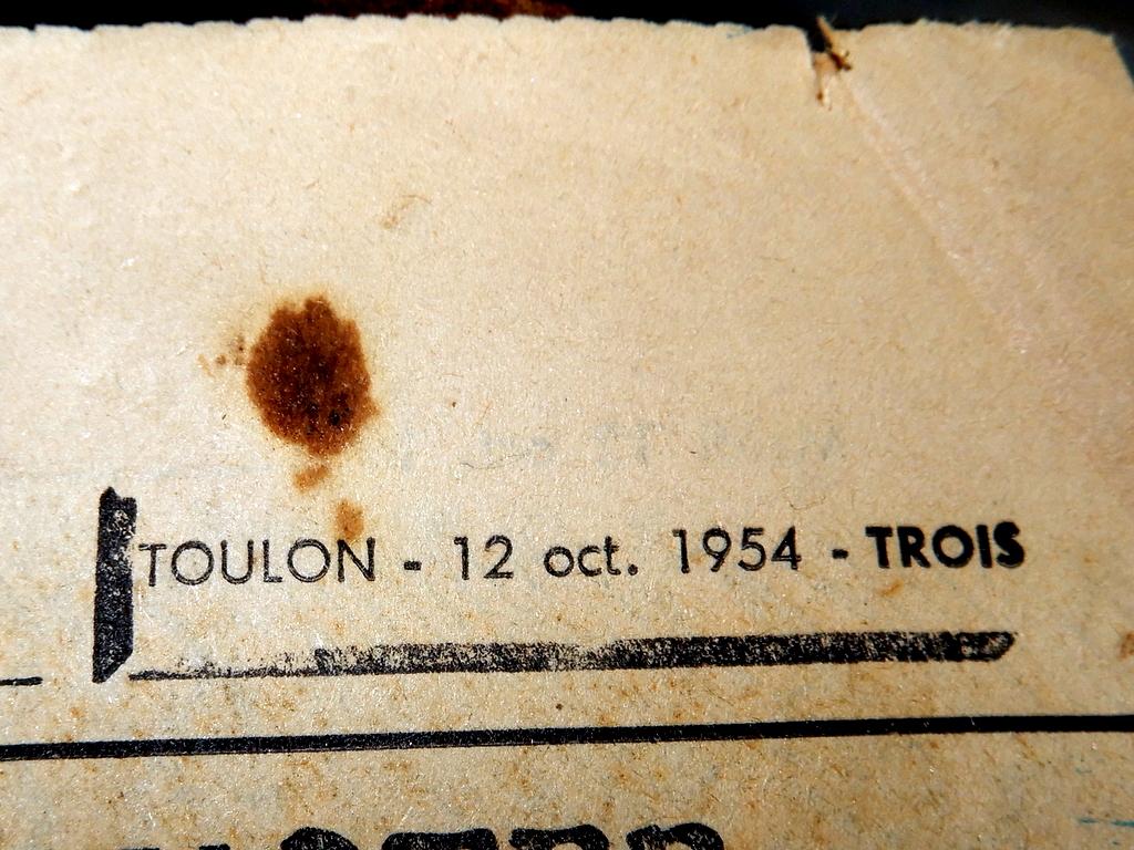 Carnet de Campagne de l'Arromanches 1953/1954 - Page 4 Insign13