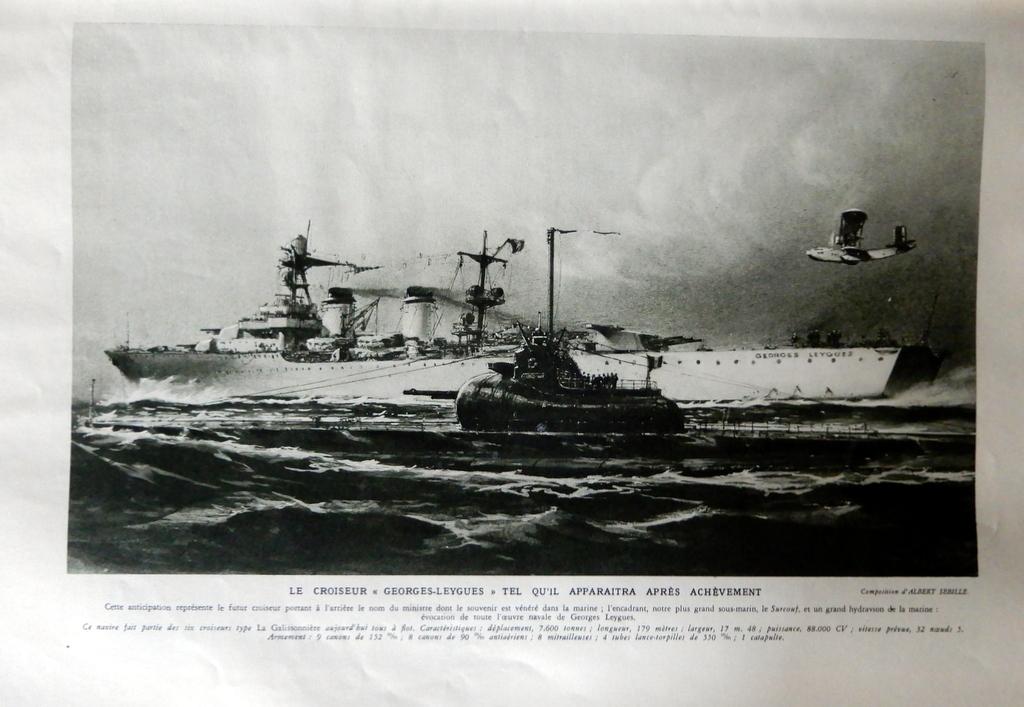 GEORGES LEYGUES (Croiseur) - Page 4 L_illu87
