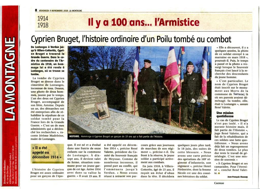 [HISTOIRES ET HISTOIRE] [SUJET UNIQUE] LE CENTENAIRE DE LA GRANDE GUERRE - Page 19 La_mon10