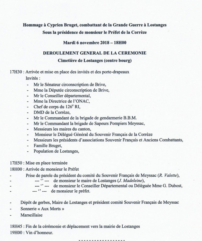 [HISTOIRES ET HISTOIRE] [SUJET UNIQUE] LE CENTENAIRE DE LA GRANDE GUERRE - Page 17 Numzor18