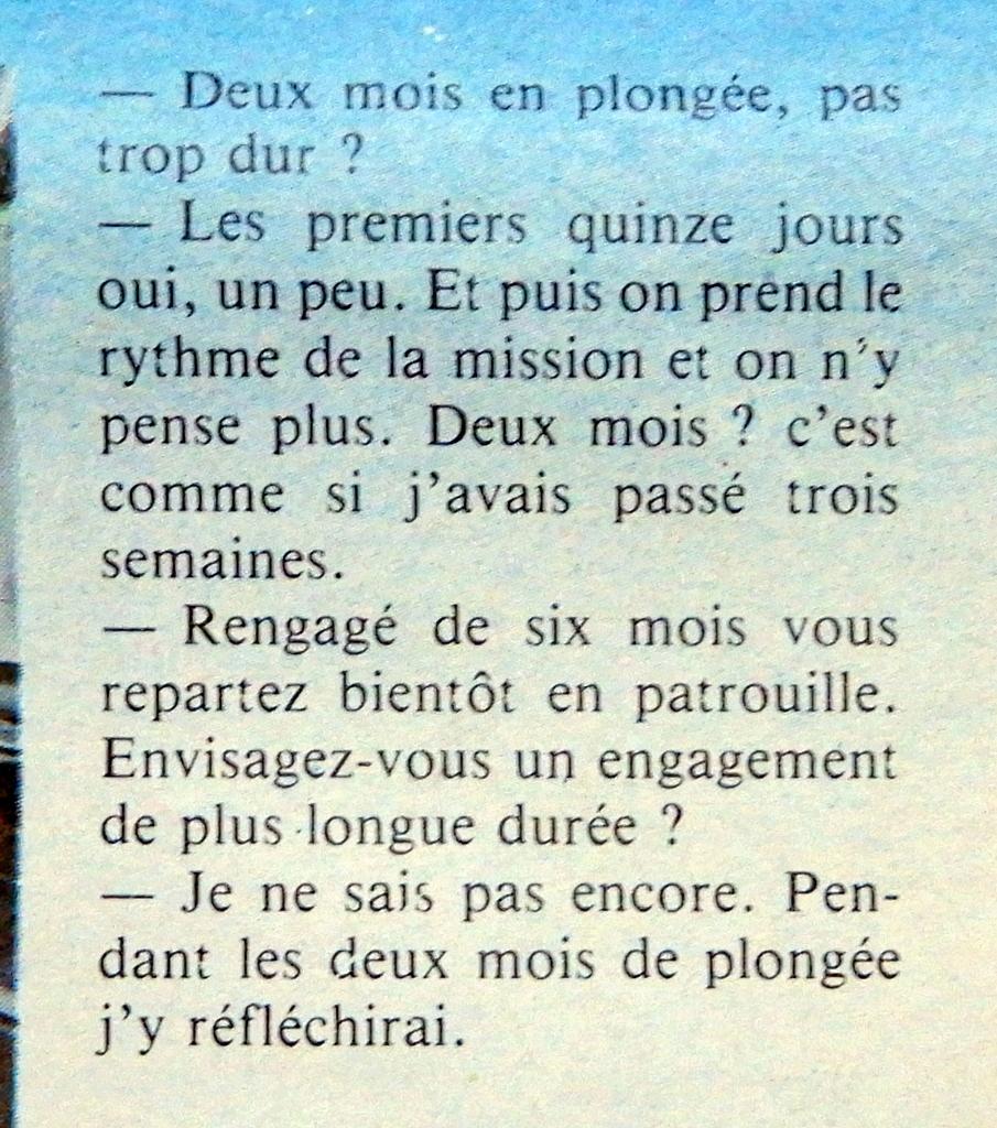 LE REDOUTABLE (SNLE) (Sous surveillance spéciale) - Page 30 Redout11
