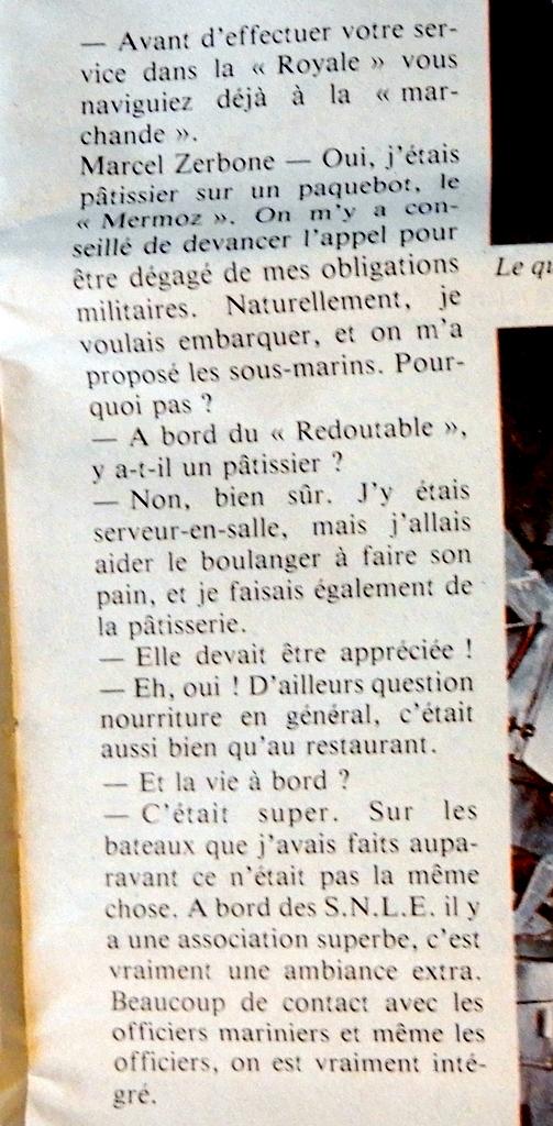 LE REDOUTABLE (SNLE) (Sous surveillance spéciale) - Page 30 Soleil20