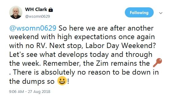 AdminBill - Zim is the KEY!!!   8/27/18 2018-072