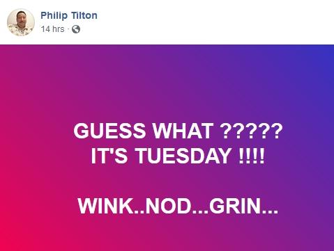 Hello, My Name is Philip Tilton   9/4/18 2018-121