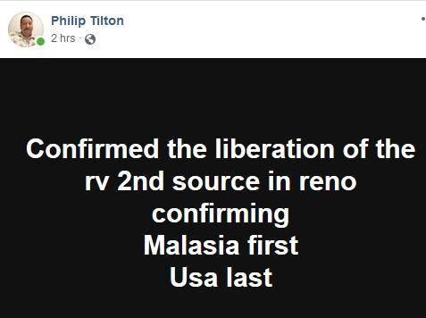 Philip Tilton - The RV Has Been LIBERATED!  Woo-Hoo!!!  9/14/18 2018-153