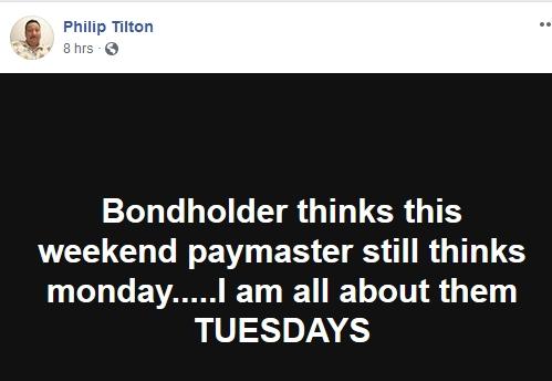 Philip Tilton - Stock Up On RAMAN!  9/15/18 2018-157