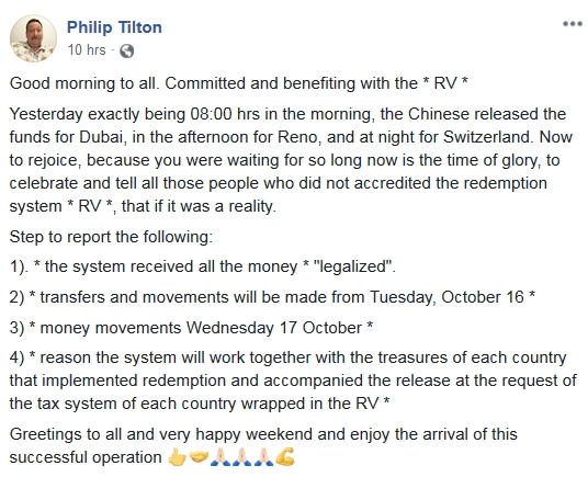 Philip Tilton - Women Are to Blame for the Delay in the RV!  10/14/18 2018-255