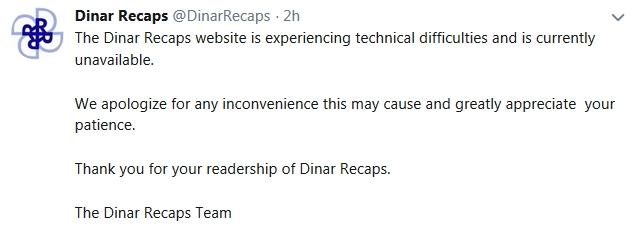 Dinar Recaps 2018-276
