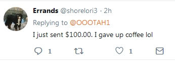 Becky McGee/Oootah Beg-A-Thon - Internet Panhandling Pays Well!  10/20/18 2018-304