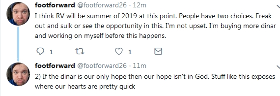 ~Breaking~ Footforward Says NO RV Until Summer of 2019!   10/26/18 2018-325