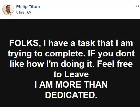 Philip Tilton - RV 11/11/18!   10/26/18 2018-328