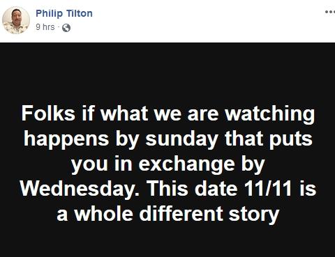 Philip Tilton - RV 11/11/18!   10/26/18 2018-329